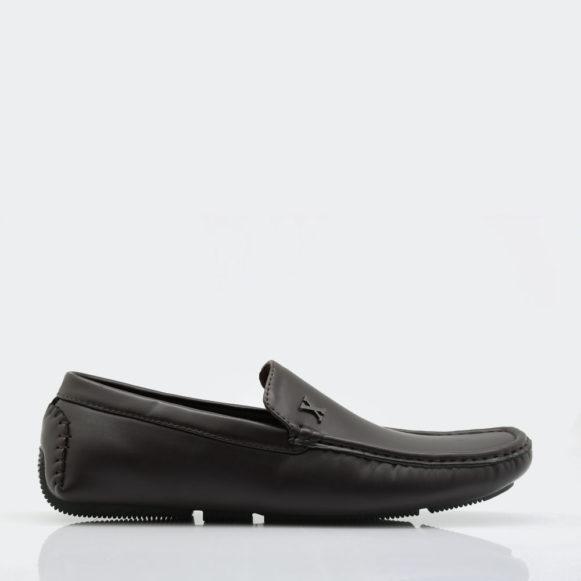 حذاء رسمي جلد باللون الأسود
