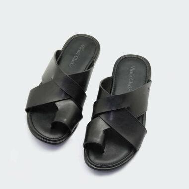 حذاء طبي فيكتور كلارك باللون الأسود