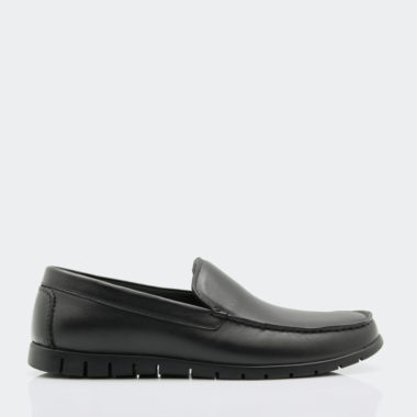 حذاء Victor Clarke Men Shoes باللون الأسود