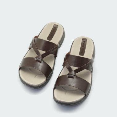 حذاء طبي بني