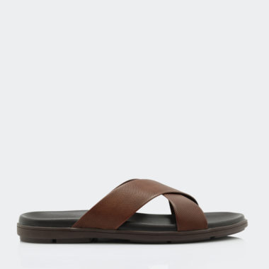 حذاء طبي فيكتور كلارك باللون البني