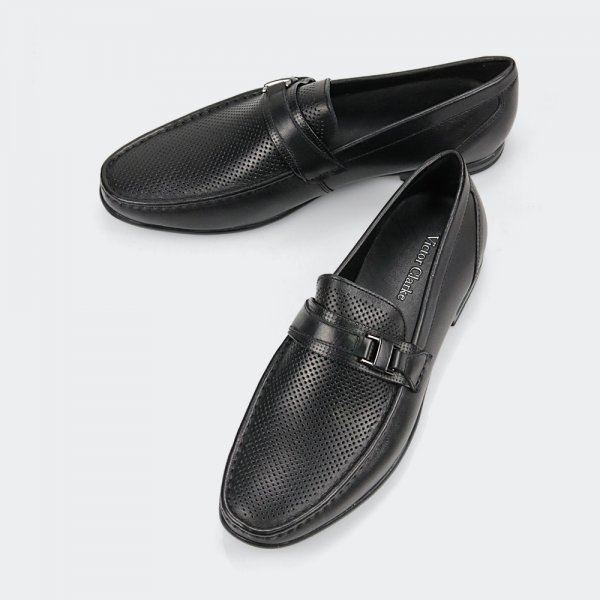 حذاء victor clarke men shoes الأسود