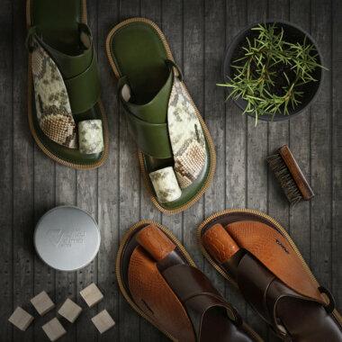 أحذية شرقية وطنية
