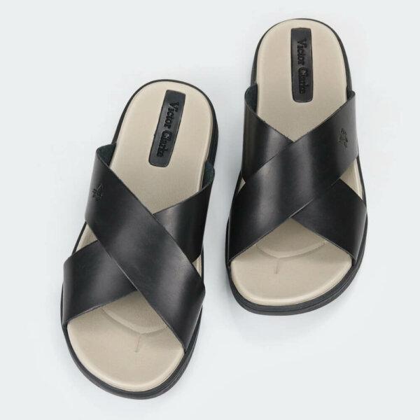 حذاء فيكتور كلارك أسود