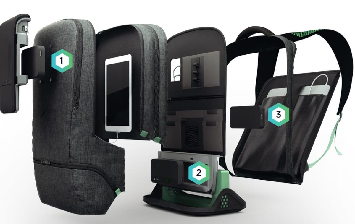 حقائب سفر ذكية من متجر العراب بماركات عالمية تسوقها الان !