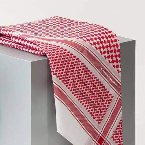 افضل طرق لبس الشماغ العربي ومميزاته على متجر العراب