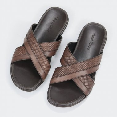 حذاء فيكتور كلارك جلد طبيعي مائة في المائة