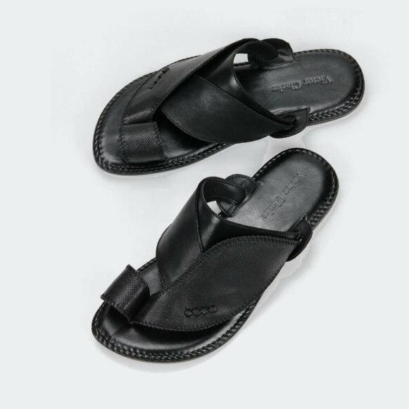 حذاء فيكتور كلارك الأصلية باللون الأسود