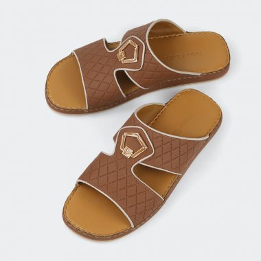 حذاء فيكتور كلارك الأصلية البنى
