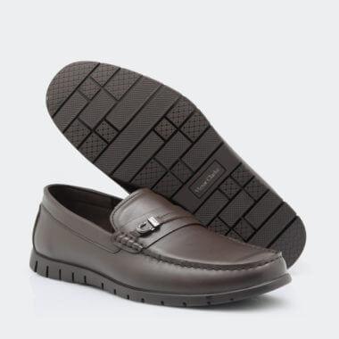 حذاء Victor Clarke Men Shoes باللون الأسود