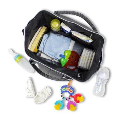 حقيبة أطفال رضع لحمل جميع مستلزمات الطفل بأفضل سعر على العراب