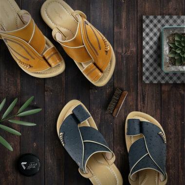 أحذية شرقية متنوعة