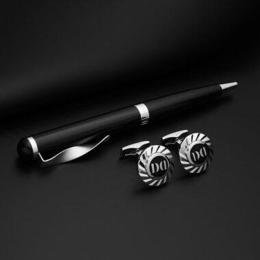 طقم قلم و كبك